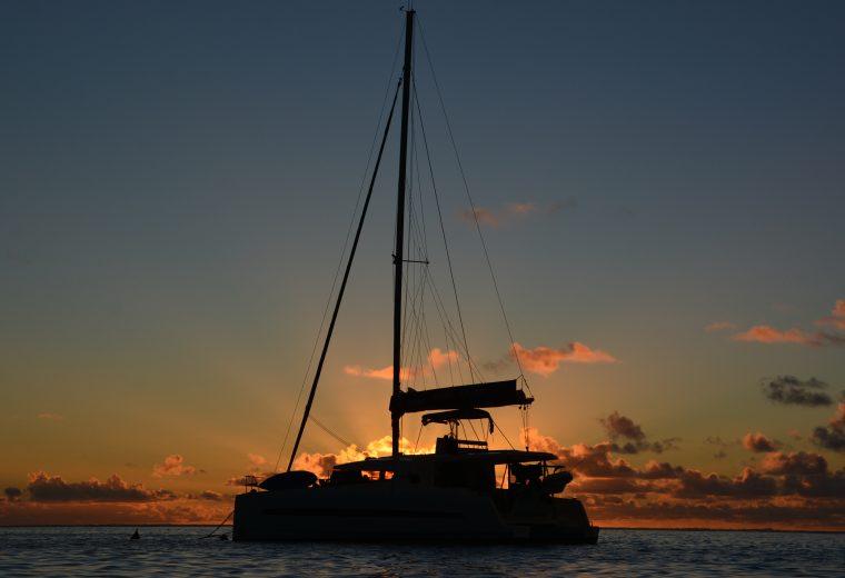 Cruising Catamaran Share