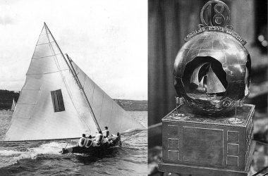 18ft Skiffs: James Joseph Giltinan, The Man Behind the Name on the Trophy