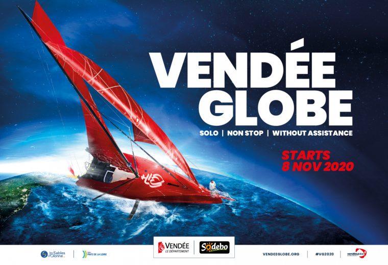 The 2020 Vendée Globe will start on 8th November