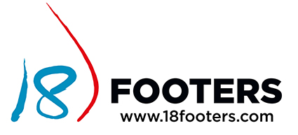 18 footers logo