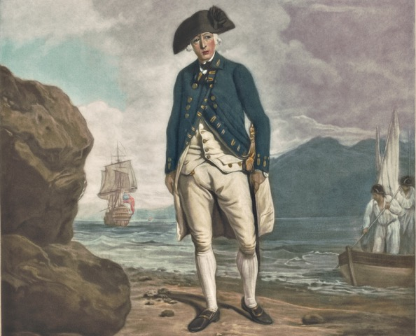 Captain Arthur Phillip RN