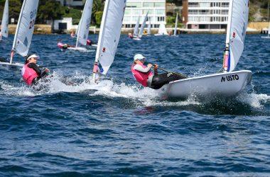 She's Back – First Australian Laser Regatta of the 2020-21 Season
