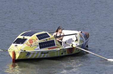 Solo Ocean Rower Launches Record-Breaking Attempt