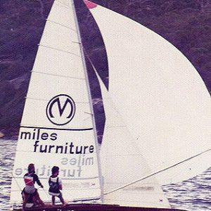 18ft Skiffs The Kulmar Family - Miles Furniture I in 1974-75 Season