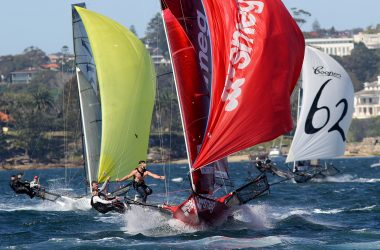 New 18ft Skiff Teams Wanted for 2020 – Apply Now