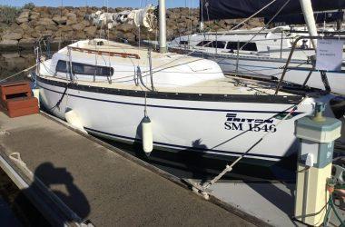 Triton 24 yacht for sale