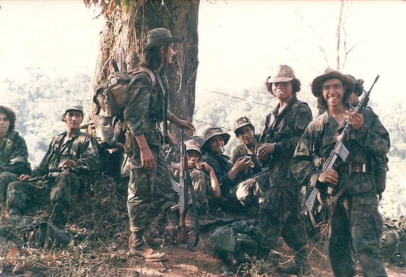 A country of many battles, the last being the USA backed Contra invasion in the 1980s that tore Nicaragua apart but the socialist Sandinistas prevailed