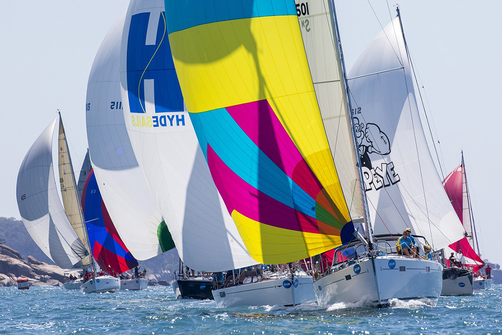 SAILING - Sealink Magnetic Island Race Week 2019 - Magnetic Island, QLD 31/08/2019 (Photo by Andrea Francolini) LITTLE MISS SUNSHINE