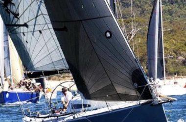 MBD41 Racing Yacht