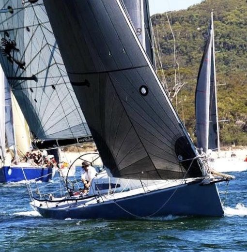 MBD41 Racing Yacht