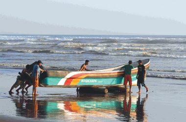 The Fishermen of Nicaragua