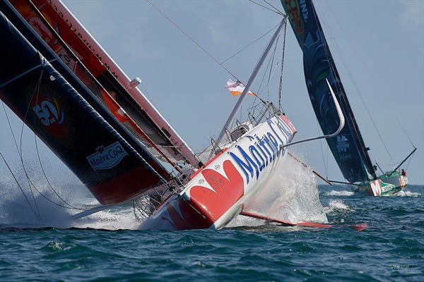 IMOCA Weird speed