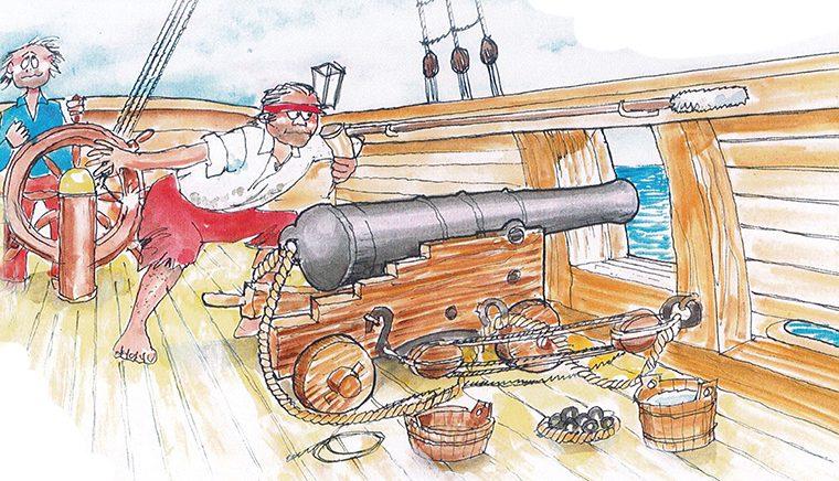 The Deadly Killer in Nelson's Navy