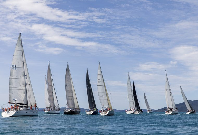 Airlie Beach Race Week ready to roll – on and off the water