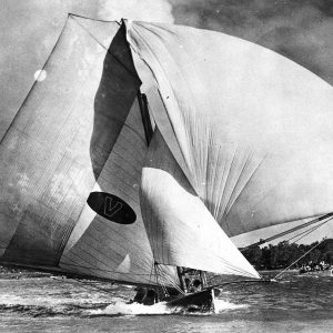18ft Skiffs Victor (Tom Cuneo Picture)