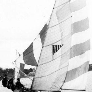 18ft Skiffs jmh III - ringtail