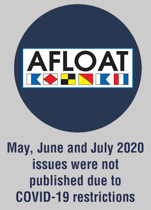 AFLOAT not published in May June and July 2020
