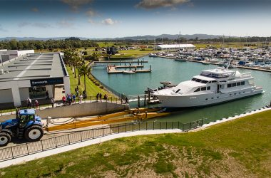 Butchart Marina Services Steps Up Marina Sponsorship