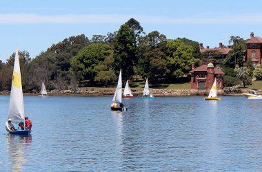 Sailing Season starting at Concord Ryde Sailing Club