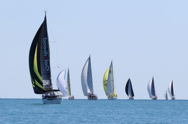 Famous golden oldie scores division win at Airlie Beach Race Week