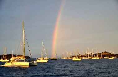Stranded Yachts Becoming Desperate For Safe Haven