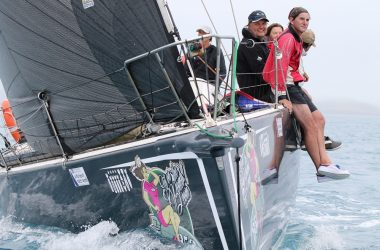 Airlie Beach Race Week: When the chips are down humour is precious