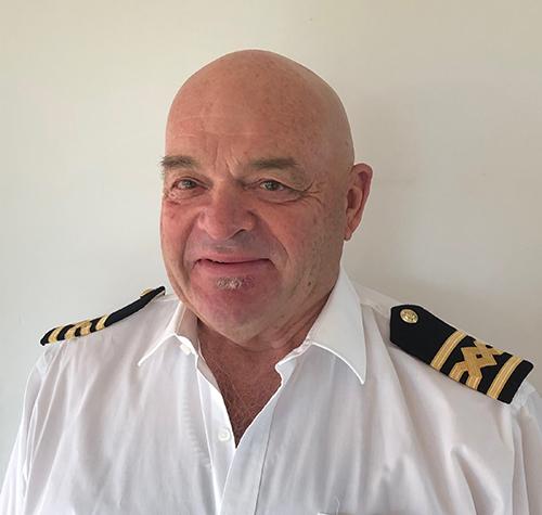 Captain Rob Anderson