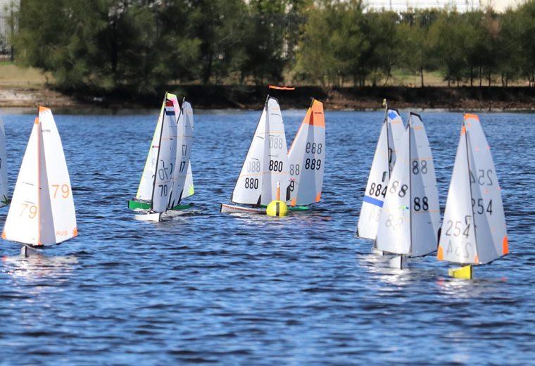 Dragon Flite DF 95 Sailing Championship 2020