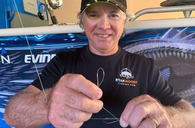 Six fishing things knot to worry about