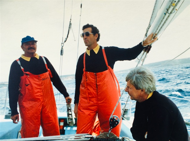 TAFT Sailing gear Car crew