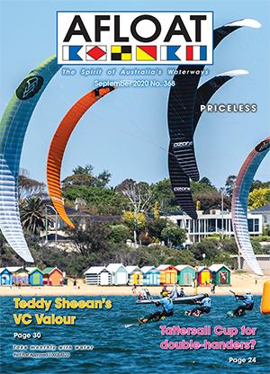 AFLOAT Cover September 2020