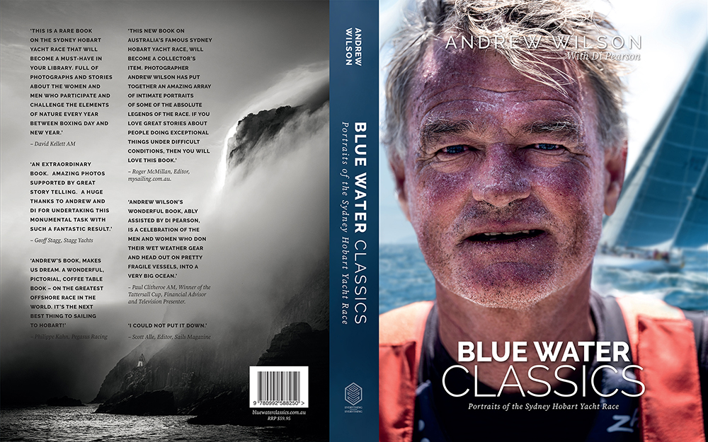 Blue Water Classics covers