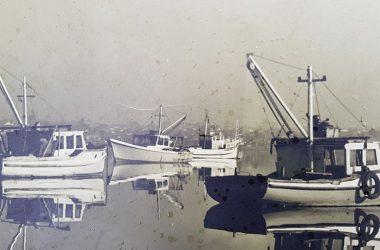 Fishermen of Sydney Harbour