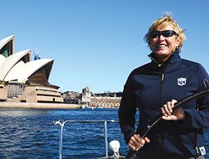 World Record holder 'Wendo' and her next nautical challenge