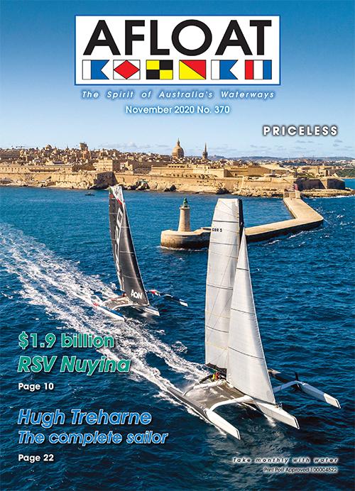 AFLOAT Cover November 2020 No. 370