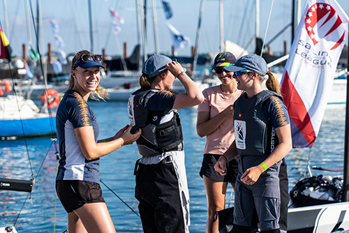 SAILING Champions League Asia Pacific Southern Qualifiers hosted by Royal Geelong Yacht Club (26-27 January 2020). Photo by Beau Outteridge