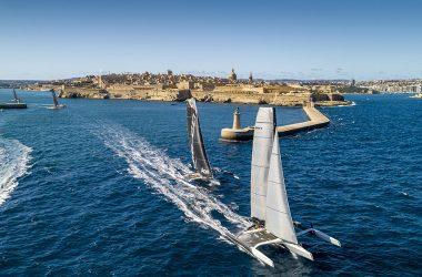 Rolex Middle Sea Race 2020 – Race start
