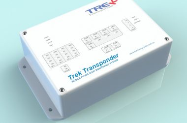 Trek Transponder Remote Boat Monitor and Alarm with SMS to your phone