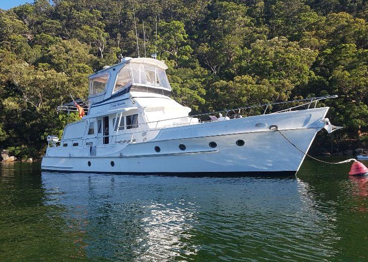 50ft Timber Cruiser
