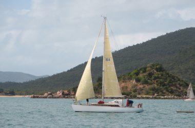 Warri – 34′ Bob Miller Sailing Yacht