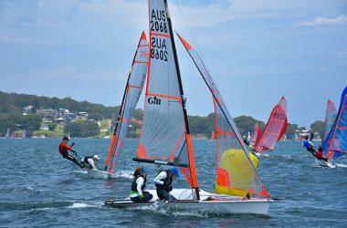 29er, Nacra 15 and Nacra 17 2020 NSW State Titles