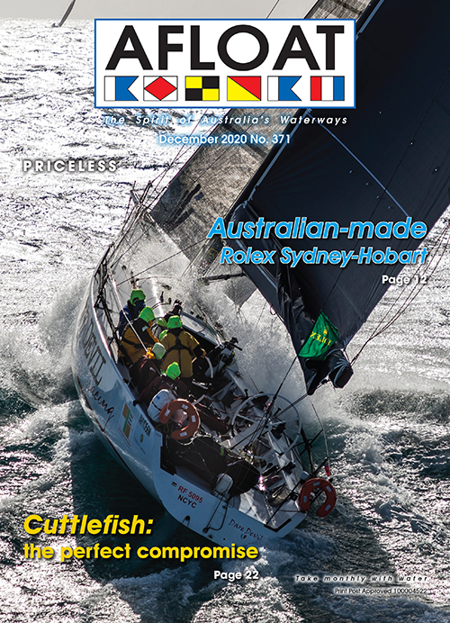 AFLOAT Cover December 2020 No. 371