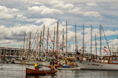 Reinventing the Australian Wooden Boat Festival