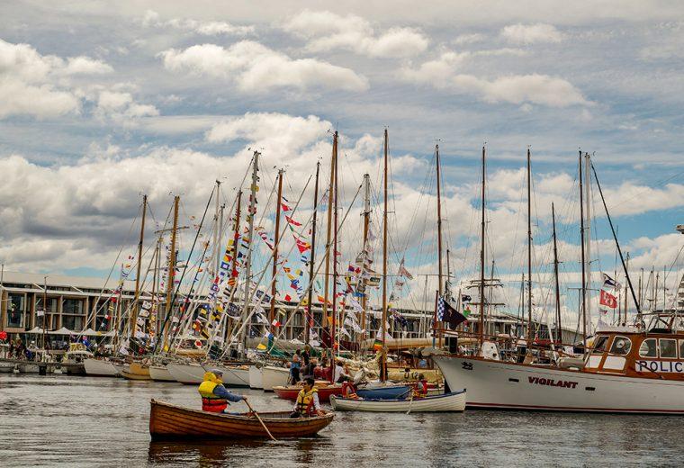 Reinventing the Australian Wooden Boat Festival
