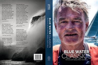 Former Tasmanian Premier to launch Blue Water Classics: Portraits of the Sydney Hobart Yacht Race
