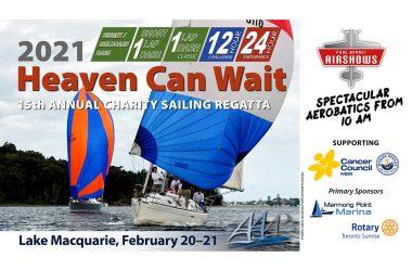 Heaven Can Wait Charity Sailing Regatta – 2021