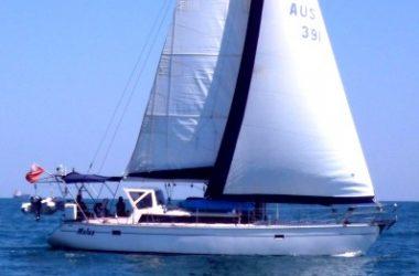 Adams Bluewater Cruising Yacht