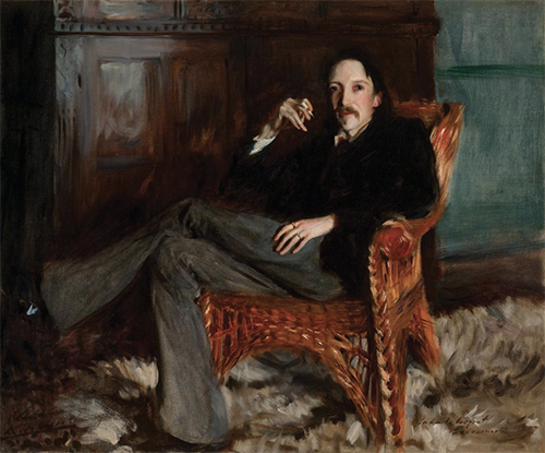 Robert Louis Stevenson – Christmas at Sea