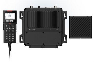 Introducing the latest SIMRAD VHF Radio & Class-B AIS Systems