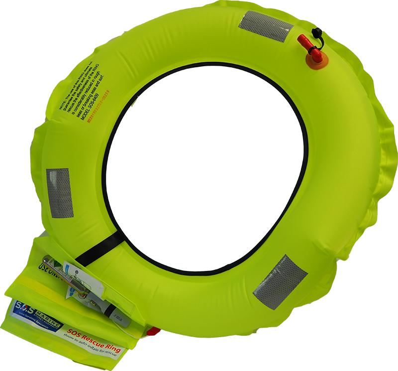 SOS rescue ring
